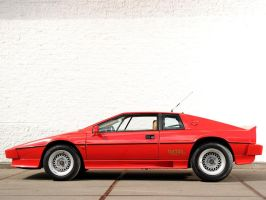 Lotus Esprit Turbo by Wowches