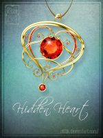 Amulet - Hidden Heart by Rittik