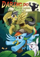 Daring Do and The Raiders of the Lost Horseshoe by creepynurse
