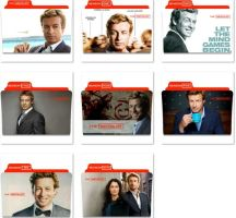 The Mentalist Folder Icons by nellanel