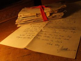 Letter by theartr
