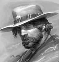 mccree. by Two2Dy