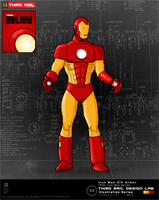 TRDL - Iron Man XIV by TRDLcomics
