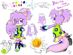 Dikita color XD by Shide-Dy