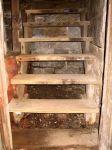 Antique Store Stairs by Falln-Stock