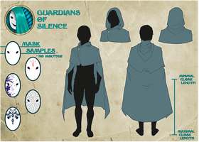 Guardians of Silence Guide by Kei-Renzo