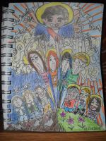 Jared the Prince of Peace by InsanePaintStripes