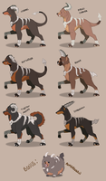 Houndoom Breeds
