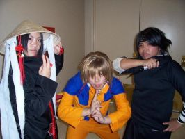 naruto group at PMX by dearx