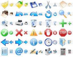 All Perfect Icons Pack by Ikonod