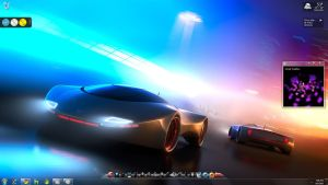 b33z Future Car Desk 09-10 by Dr-Bee