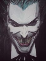 Alex Ross Joker by Spidey0107