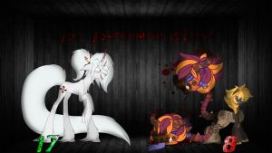 Pony Kombat New Blood 6 Round 2, Battle 4 Result by Macgrubor