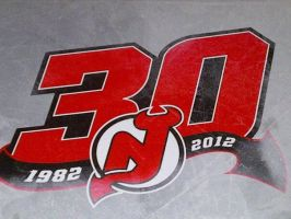 NJ Devils 30th season by DevilGator17