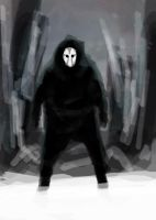 The Shrouded One by SoDrawnOut