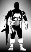 punisher by jalmari