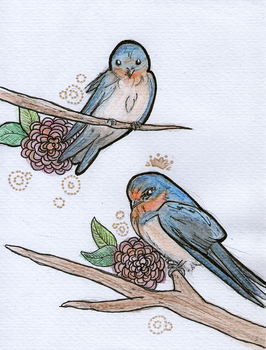 Swallow and Swallow, Esquires by rei-0
