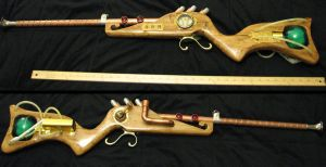 Steampunk Rifle - Overview by obi-wan8403
