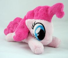 Mini Pinkie Pie Plush V2 by TheHarley