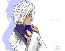 .:He is my son:. by Drieth