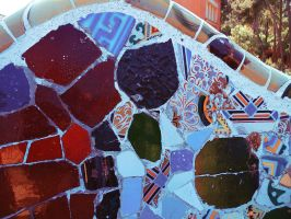 Parque Guell Particolare 4 by Sajo95