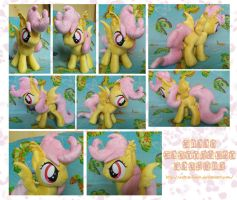 Filly Flutterbat Plushie FOR SALE by Extra-Fenix