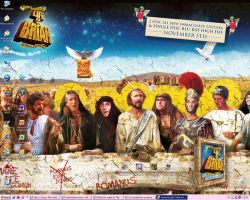 Life of Brian Desktop by You-stupid-boy