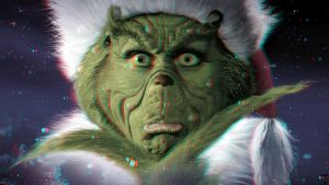 The Grinch 3-D conversion by MVRamsey