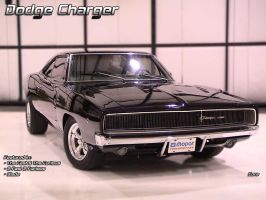 Dodge Charger by DW-Core