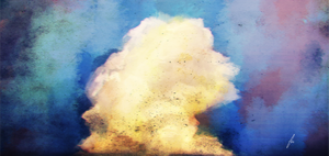 Cloud Study by chadlindall