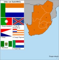 Alt Union of South Africa by lamnay
