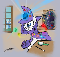 Trixie by WillDrawForFood1