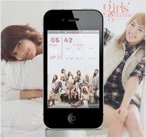 LS SNSD sm.HD by FledMorphine