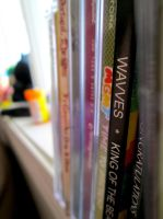 CD Collection by screamingoldwoman