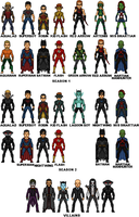 Young Justice Final by MicroTraceour