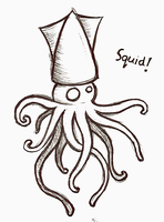 squid by Hindenburg-94