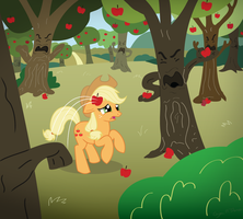 Don't Want Any of THOSE Apples. by Icaron
