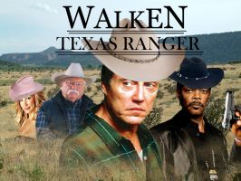 Walken Texas Ranger by NeoRagnarok