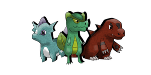 Another starters by Clophil