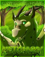 Metonymy badge by UKthewhitewolf