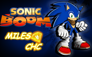 SONIC BOOM by Miles-CHC