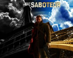 The Saboteur by vv0jt3k