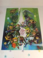 Zelda Club Nintendo 25th Anniversary Poster 1 by Zelda1987
