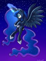 Princesa Luna by SabriB