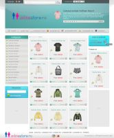 onlinestore by GushaT