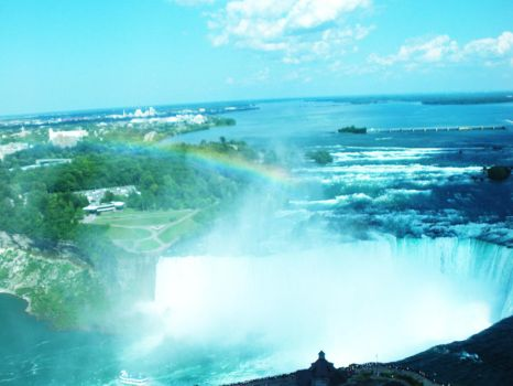 Niagara Falls by ipodgirl1994