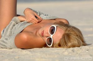 Sand and Surf by mleitner