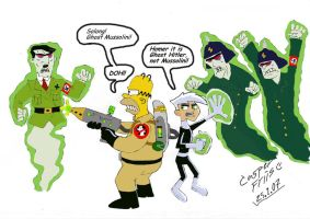 Attack of the Ghost Nazis by Darrekton