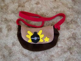 Crochet Pokemon MD Master Bag by Taikxo