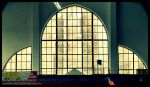 Market Hall 2 - chapel behind the glass. by etr-wroclove